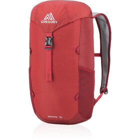 Gregory Nano 16 Rucksack fiery red